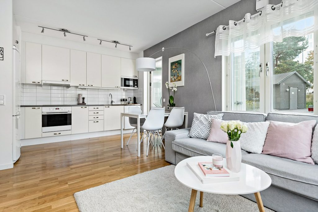 Căn nhà mình mua ở Stockholm