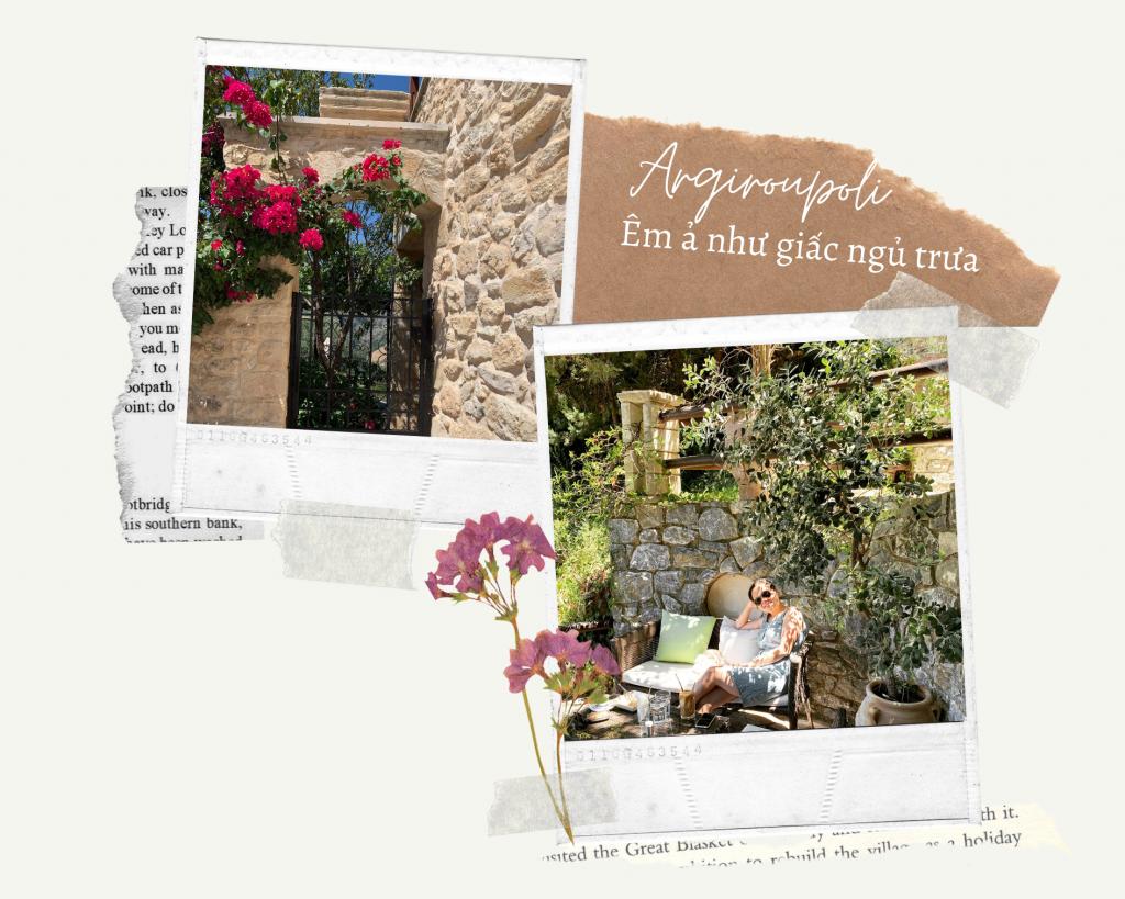 Travelling Kat - Du lịch Hy Lạp mùa COVID